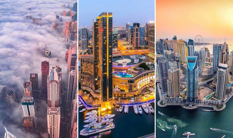 10 awesome pictures of Dubai Marina