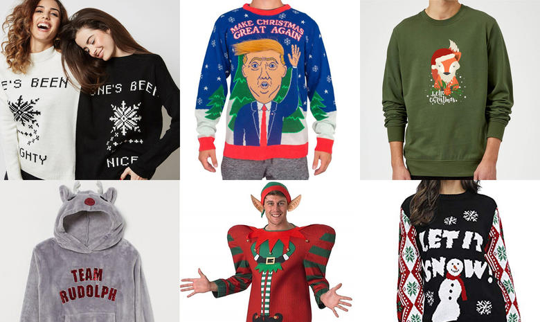Christmas in Dubai 2020: where to buy the best Christmas jumpers