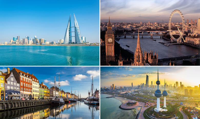 10 places to fly from Dubai to for under Dhs1,300 return this October