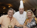 Tomas,Chef Engelbert and Usehi