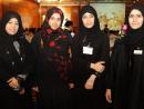 Majeda Salman Al Khmies , Shaikha Al Madhani Majedah , Noura Humaid Bib Adi and Asma Yahia