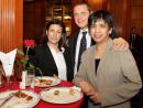 Maysa Aker , Pasquale Baiguera and Mary Lou Ortega