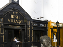 The Irish Village: A great option if you're looking for a pint, a nibble and a crowd to enjoy them with. The major draw during the winter months is the fantastic outside terrace that hugs a duck pond. The Aviation Club, Garhoud (04 282 4750). Open Fri-Tue 11am- 1am; Wed-Thu 11am-2.15am
