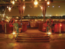 QD's: In the cooler months, the setting at QD's is as evocative as any in the city. As wafts of shisha whisper through the air, lazy dhows chug by against the twinkling backdrop of the creek at twilight. The perfect way to while away an evening.  Dubai Creek Golf & Yacht Club (04 295 6000). Open daily 6pm-2am