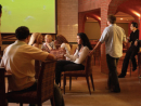 The Underground Pub: A Brit boozer based on that noted English institution... the tube. Still, decent sports coverage and a lively atmosphere make it popular on match days.  Habtoor Grand Resort & Spa  (04 399 5000). Open daily noon-2.30am