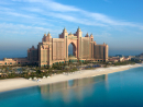 Atlantis, The Palm:   Guests can stay overnight in a plush Atlantis Room and enjoy complimentary breakfast at either Saffron or Kaleidoscope and a chilled bottle of bubbly. Rates start from Dhs2,100 per room, per night and do not include service or authority fees. Valid on travel from February 11-15, 2010 for Atlantis Rooms. Call 04 426 0000 for reservations