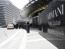 IN PICS UPDATED: First images inside Armani Hotel      *     * 9 / 11     *  The hotel will be home to eight unique dining experiences. As well as Armani/Privé, a hip and upscale lounge. (ITP Images)