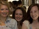 Maria Wall, Amy Cairns and Alexandra Jeffreys
