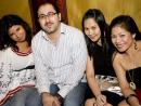 Latifa Zenaina, Saleem Rasheed, Sweet Dela Cruz and Noor Abas
