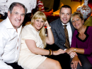 Jack Meredith, Pam Wilby, Mark Kirby and Berryl Meredith