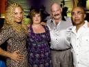Bronwyn, Monika, Tim and Hakim