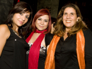 Rima Taha, Maria El Mniai and Maria Warra
