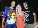 Jordi Matute, Aisha Johnsson and Sultan El Masri