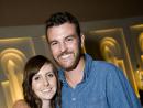 Rachel Ingram and Frank Lapeno