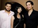 Behlul Mohammed, Ritu Arya and Conan Pinto