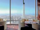 At.mosphere Lounge,  Burj Khalifa: Drinking at the world's highest bar will set you back a minimum spend of Dhs200 per person, but with a breathtaking view of Dubai from 122 storeys (that's 411m) high. If you feel peckish, you can pop next door to the At.mosphere Grill for meaty steak treats.Dress code: smart elegant. Open daily 12.30pm-3pm; 7pm-11.30pm. Downtown Burj Khalifa, www.atmosphereburjkhalifa.com (04 888 3828)