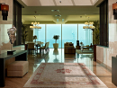 Rixos The Palm Dubai Grand King suite Features: Impressive 360-degrees view through floor-to-ceiling windows, plus terraces and balconies, three bedrooms, separate large living room and a large terrace suitable for hosting small events.Price: From Dhs18,000 to Dhs30,000 per night.Rixos The Palm Dubai Hotel and Suites, East Crescent, Palm Jumeirah  sales.dubai@rixos.com (04 457 5555). Click here to view Mövenpick Hotel Ibn Battuta Gate Royal Suite