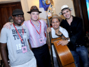 The Gypsy Swing Project, Jean Paul, Samy, Lakshmi, and Alexandre Valls