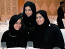 Aliya Abdulla, Shahd Mohamed and Shourouk Mohamed