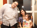 Ahmad Zaraket and family