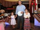 Dr. Alaa Garad and kids
