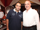 Maroun Saab and Issam Haubeika