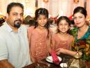 Tehseen, Alina, Zoya and Sadaf