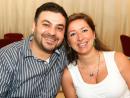 Arafat Mohamed and Noora Hamdan