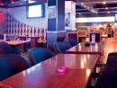 Locker RoomOffers a great range of bar games for half time.Open daily 1pm-1am. Golden Tulip Al Barsha (04 341 7750).