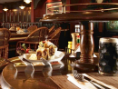 Boston BarThe atmosphere is boisterous, but not bewildering.Open daily noon-3am. Jumeirah Rotana, Satwa (04 345 5888).