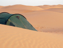 Extreme Adventure Dubai Go camping in the Lahbab desert's higher dune areas, near Fossil Rock. Extreme Adventure offers both private and sharedtours, and provides individual tents, sleeping bags, breakfast, shisha and camp fires during the winter months. You can also opt for a barbecue, sound system and power generator.Private trips from Dhs2,500 for two people, shared trips from Dhs600 per person. Various locations (050 883 8833).