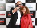 Aline Kamakian and Serge Maacaron (Mayrig Restaurant)