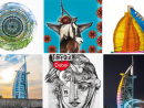 To celebrate the iconic landmark's 15th anniversary, we asked some of our favourite local artists and photographers to pay tribute to it, in their own unique way…