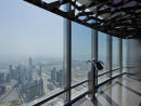 4 Take in the sights At The TopFancy yourself as a steady hand with a camera? See how steady you are at more than 1,400ft. The observation deck on the 124th floor of the Burj Khalifa, referred to as At The Top, is the world's highest outdoor sightseeing platform. Amazing shots of the Dubai Fountain and the Burj Khalifa Park await you – after you have taken the longest elevator ride in the world, naturally.Dhs100 for adults aged over 13, Dhs75 for children aged 4-12; free for children aged 3 and under. Sun-Wed 10am-10pm; Thu-Sat 10am-midnight. Downtown Burj Khalifa, Dubai (04 888 8888).