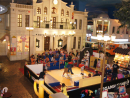 8 Take the children to KidZania'Let's pretend' as you've never seen before, fighting fires, performing on stage and piloting a plane is all in a days work for Kidzania residents. Teach your brood about all kinds of career options at this indoor town for children. Once you've entered the town through the mini airport entrance, kids can try their hand at being a policeman, a rally driver, a hairdresser, and all sorts of other cool grown-up jobs.Dhs125 ages four-15 years, Dhs95 ages two-three, Dhs90 for accompanying adults, infants free. Dhs130 (kids aged four to 16); Dhs95 (kids aged two to three); Dhs90 (adults); free for kids under two. Open daily 10am-midnight. The Dubai Mall, www.kidzania.ae (04 448 5222).