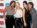 Joy, Bruna, Gulsina and Thais