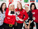 Nicola Dauncey, Marnie Simmonds, Gemma, Llewellyn, Sophie and Sarah Whitty