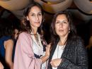 Erica Mehta and Monica Kapila