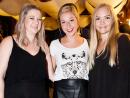 Michelle Larkworthy, Lora van Hooff and Milli Midwood