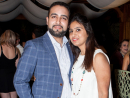 Pawan and Jenisha Bhagchandani