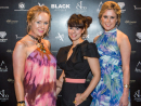Helena Flynn, Elsa Brunton and Lauren Cooper
