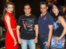 Lan Statly, Riyaz Merchant, Vishal Mehra and Dalia Jamali