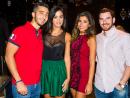 Hassan Chahine, Nina Ysm, Farah Masri and Ali Mouzannar