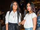 Shadia Jamshidi and Cathrine Younesi