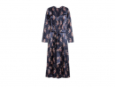 Sandro silk dressDhs1,750. Dubai Marina Mall (04 395 1281).