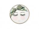 Miss Etoile ceramic plateDhs99. www.virginmegastore.ae.