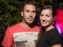 Tiago Reis and Karen Raguet