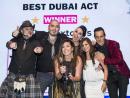 Winner for Best Dubai Act: The Boxtones