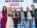 Winner for Best Dubai DJ: Dany Neville