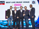 Winner for Best Live Music Venue: The Music Room, Majestic Hotel Tower